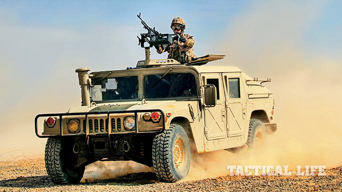 Jordanian Special Forces SWMP April 2015 Humvee