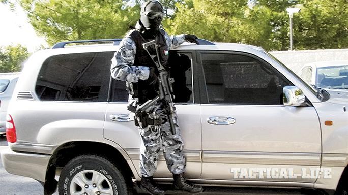 Jordanian Special Forces SWMP April 2015 VIP