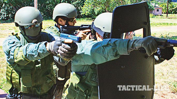 Kauai Police Department Glock field