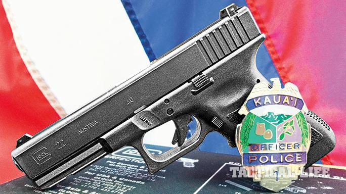 Kauai Police Department Glock 22
