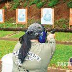 Kauai Police Department Glock target