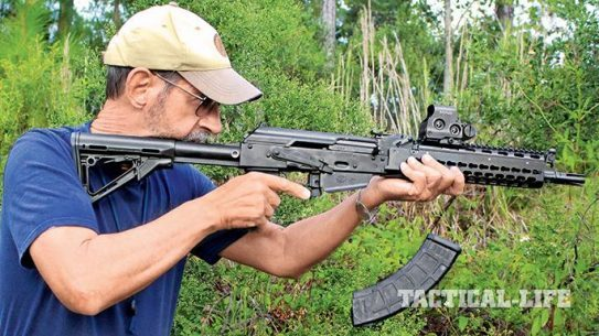 Krebs 7.62 Speedload 2 SL 2 Tactical Rifle field
