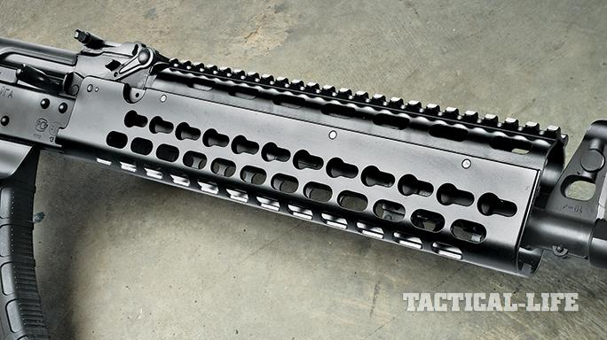 Krebs 7.62 Speedload 2 SL 2 Tactical Rifle forend