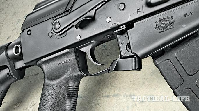 Krebs 7.62 Speedload 2 SL 2 Tactical Rifle trigger