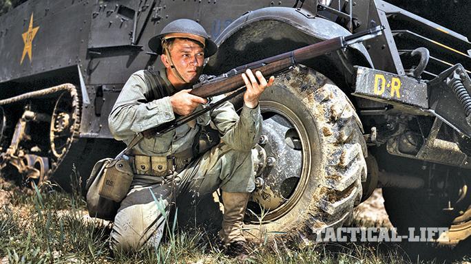 M1 SWMP April 2015 M1 Garand