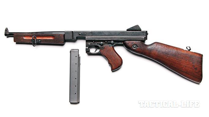 M1 SWMP April 2015 M1A1 Thompson
