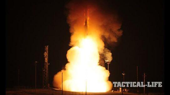 LGM-30G Minuteman III intercontinental ballistic missile