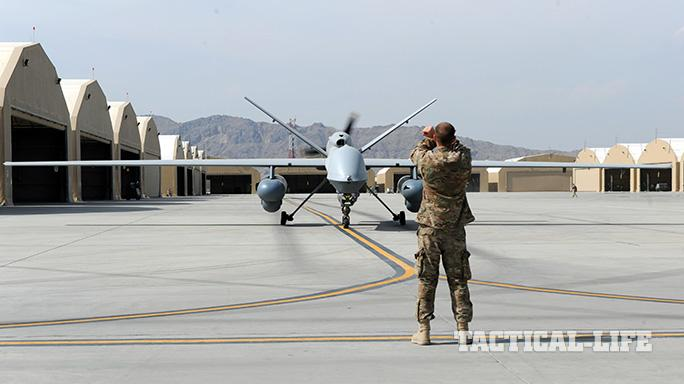 MQ-9 Reaper UAV Maintenance