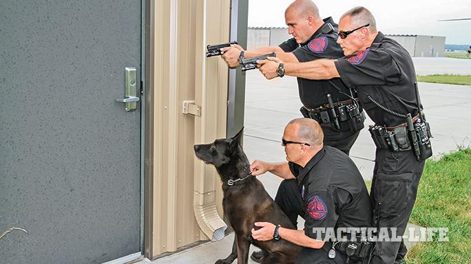 Nebraska Safety Patrol GLOCK 21 SF K-9