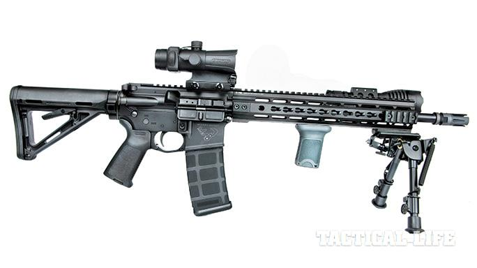 Primary Weapons Systems DI-14 5.56mm GWLE April 2015 solo