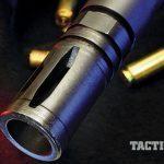 Rock River Arms LAR-458 GWLE April 2015 muzzle