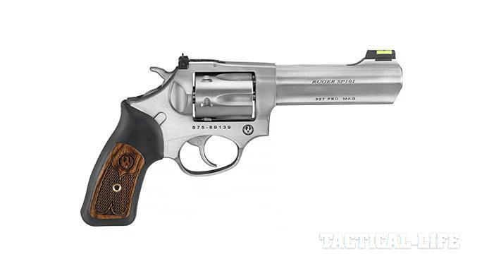 Ruger SP101 Revolver .327 Federal Magnum