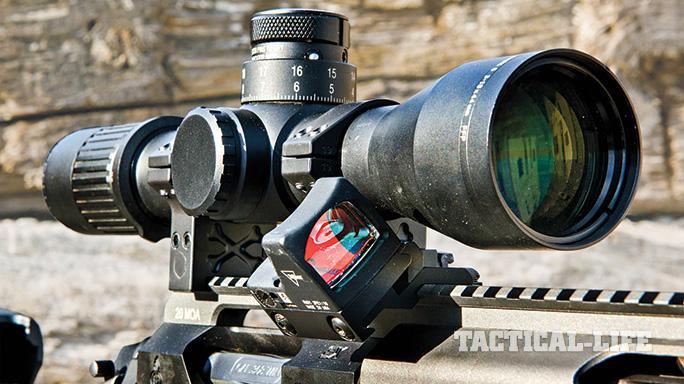Ashbury Precision Ordnance SPR-308K1 SABER GWLE April 2015 scope