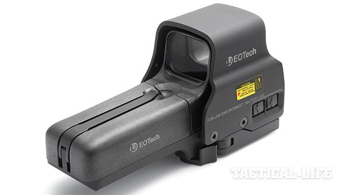 SHOT Show 2015 Weapon Sights EOTech 518 & 558