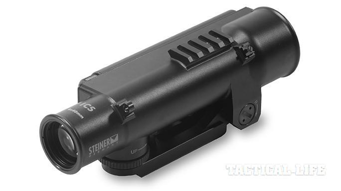 SHOT Show 2015 Weapon Sights Steiner ICS