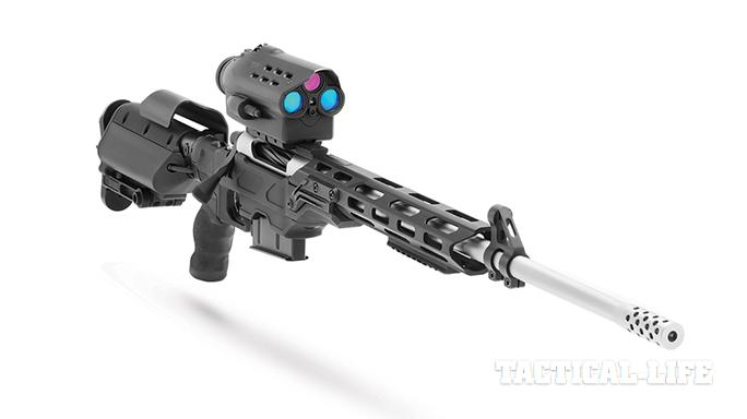 SHOT Show 2015 Weapon Sights TrackingPoint