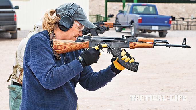SureFire Institute AK Training female