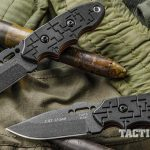 TOPS Knives Cryptic Cyber Scales C.A.T. Series dual