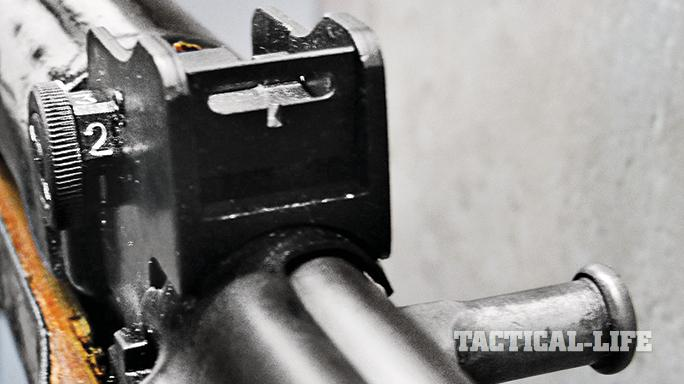 Chinese Type 81 rifle front sight