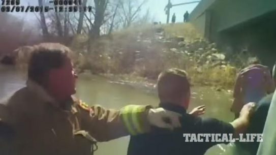 Utah Police Body Camera Records Footage Toddler Rescue Lily Groesbeck
