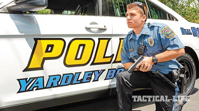 Yardley Borough Police GLOCK 2015 leo