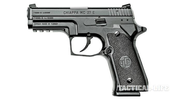 Concealed Carry Pistols 2015 Chiappa MC27