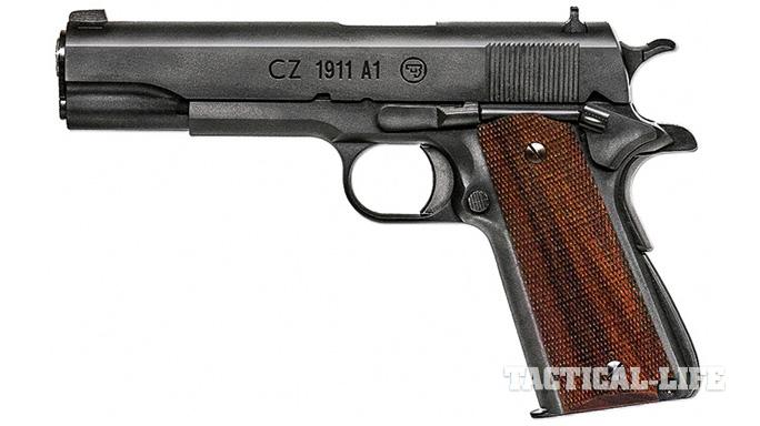 Concealed Carry Pistols 2015 CZ 1911-A1