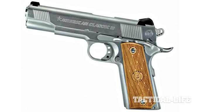 Concealed Carry Pistols 2015 Eagle Imports American Classic II