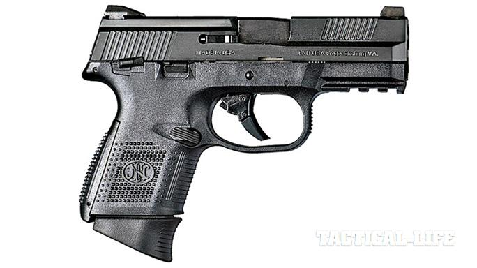 Concealed Carry Pistols 2015 FNS Compact