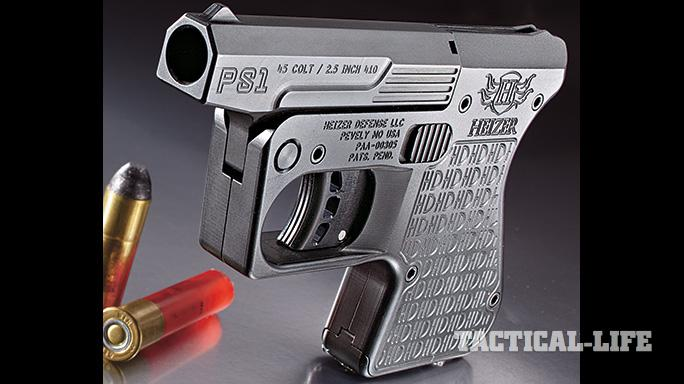 Concealed Carry Pistols 2015 Heizer PS1