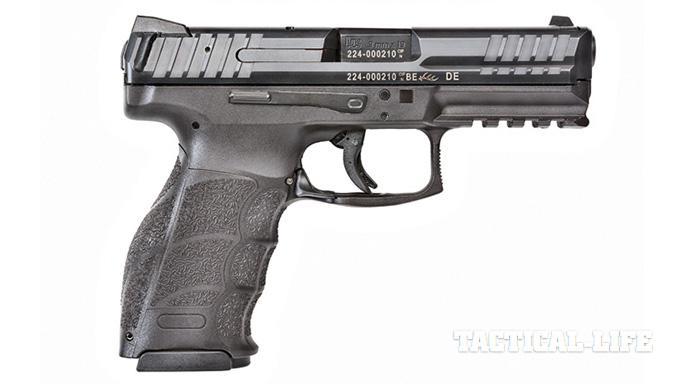 Concealed Carry Pistols 2015 Heckler & Koch VP9