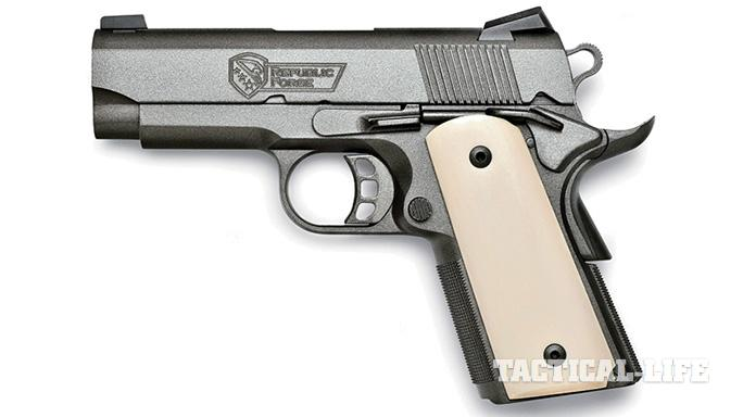 Concealed Carry Pistols 2015 Republic Forge General 1911