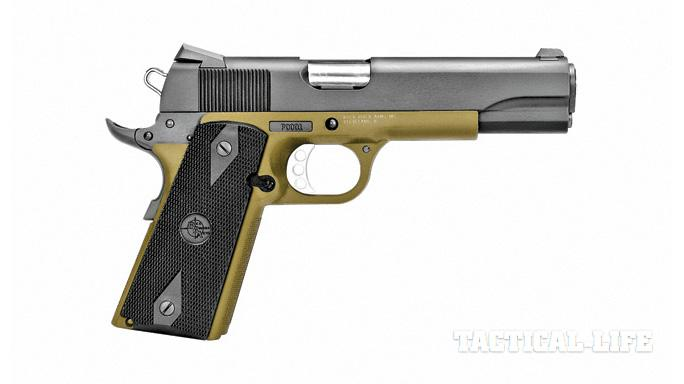 Concealed Carry Pistols 2015 Rock River Arms 1911 Poly