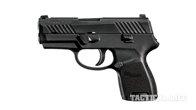 Concealed Carry Pistols 2015 Sauer P320 Subcompact
