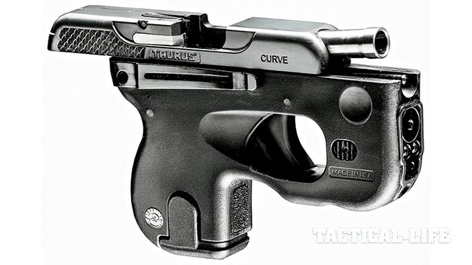 Concealed Carry Pistols 2015 Taurus Curve