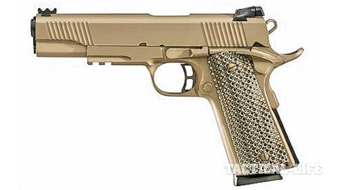 Concealed Carry Pistols 2015 Taylor's Tactical Custom Dark Earth