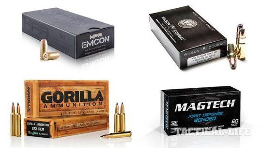 36 of the Best New Ammo and Components For 2015