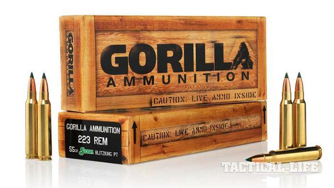 New Ammo 2015 Gorilla Ammunition