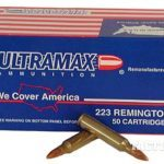 New Ammo 2015 Ultramax Ammunition