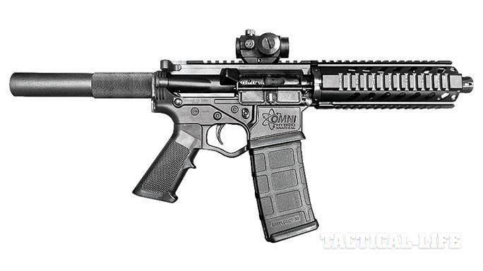 AR Pistols TW May 15 American Tactical Omni Hybrid Pistol