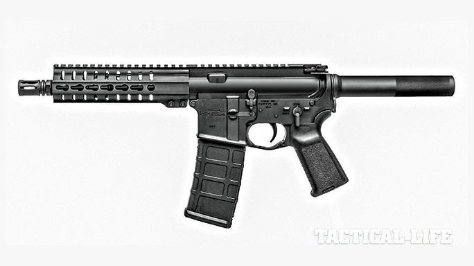 AR Pistols TW May 15 CMMG Mk4 & Mk9 Pistols