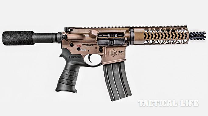AR Pistols TW May 15 Diamondback DB15P
