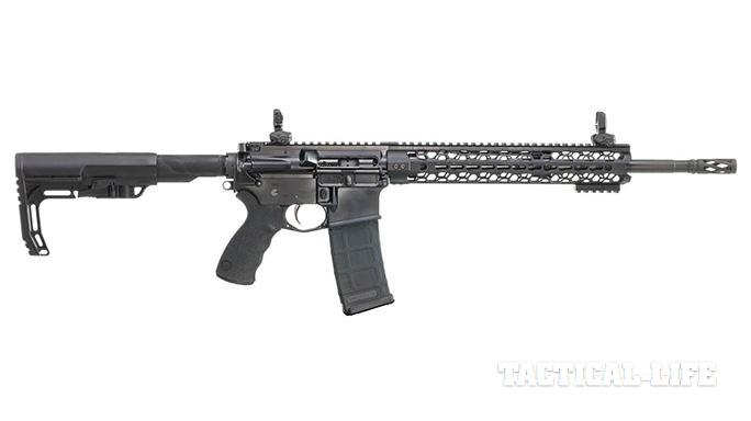 Battle Rifle comapny BR4 Odin Rifle HEXRail System