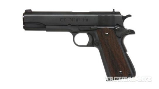 CZ 1911 A1 new 2015