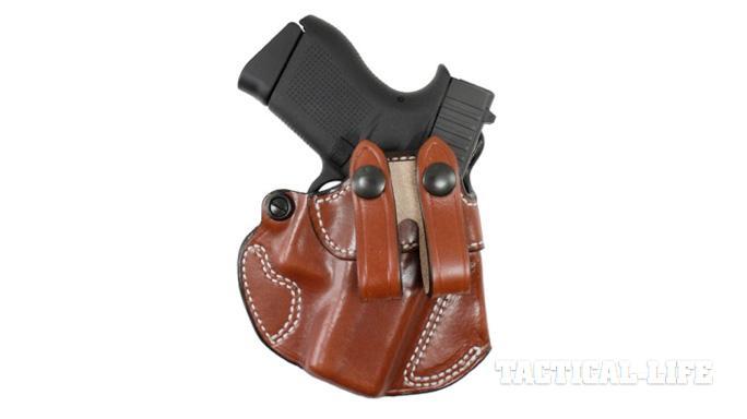 Glock 43 holster DeSantis Gunhide Cozy Partner
