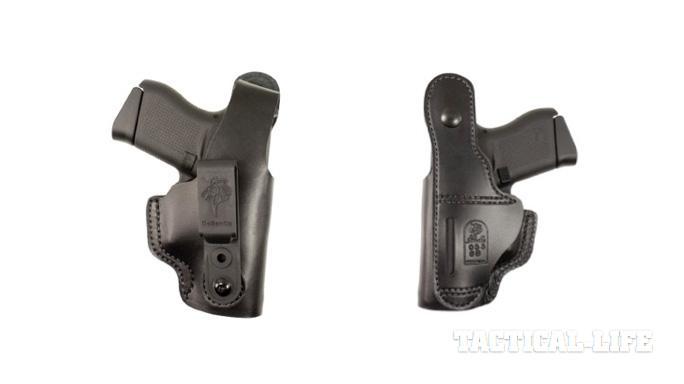 Glock 43 holster DeSantis Gunhide Dual Carry II