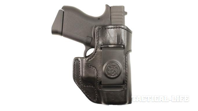 Glock 43 holster DeSantis Gunhide Inside Heat