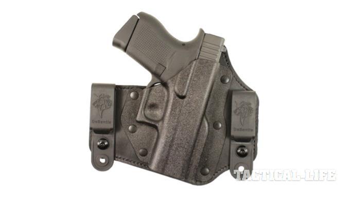 Glock 43 holster DeSantis Gunhide Intruder
