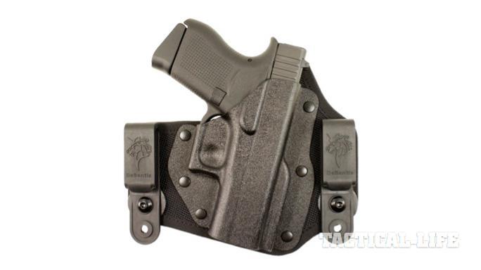 Glock 43 holster DeSantis Gunhide Invader
