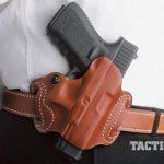 Glock 43 holster DeSantis Gunhide Mini Slide